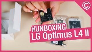 LG Optimus L4 II [Unboxing] - Cissa Magazine