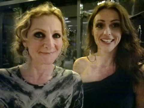Lesley Sharp & Suranne Jones at RTS Awards Manchester.mp4
