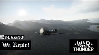 War Thunder: We Reply! Defending Pearl Harbour in the P-40 Kittyhawk