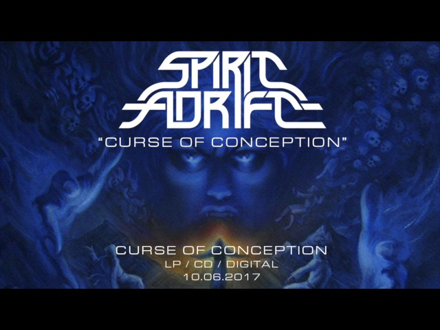 spirit adrift streaming new album curse of conception svbterranean