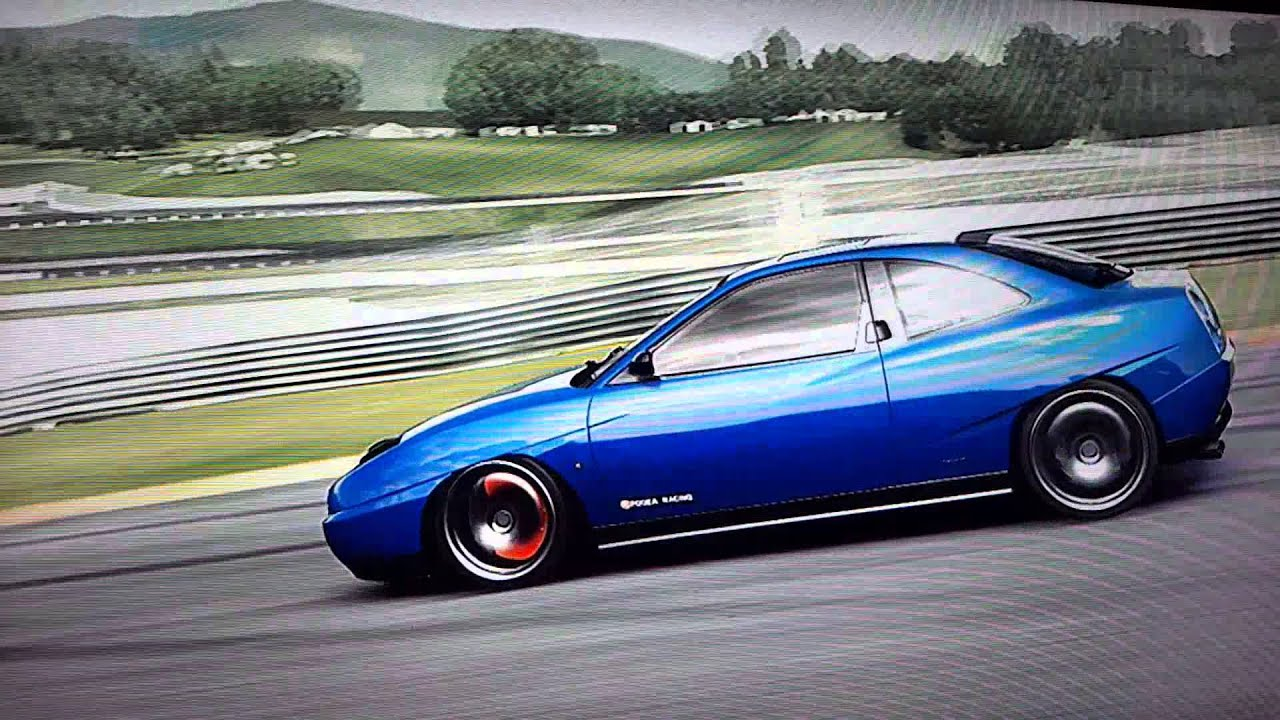 forza 4 fiat coupe 2 0 20v turbo 39 2000 486 ps youtube. Black Bedroom Furniture Sets. Home Design Ideas