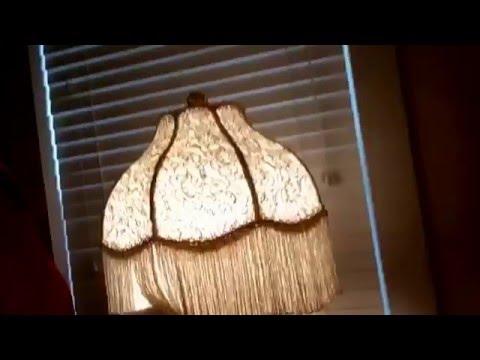 Handmade Victorian Lampshades