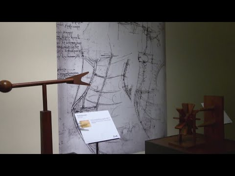 Highly Anticipated exhibit, Da Vinci: The Genius opens Saturday in Albuquerque