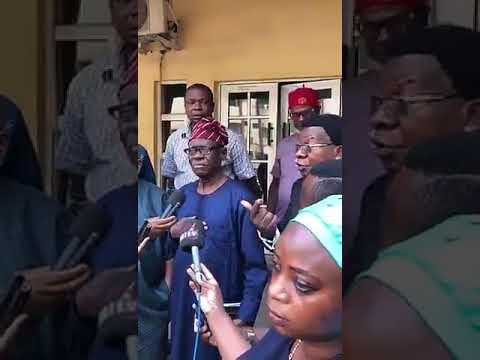 Okada Ban: Ajao Estate Residents Protest Exclusion