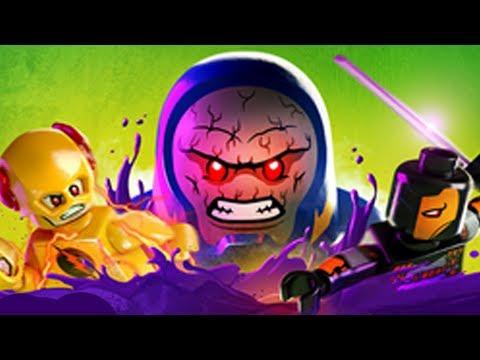 LEGO DC Super Villains Official Trailer! NEW LEGO GAME! |