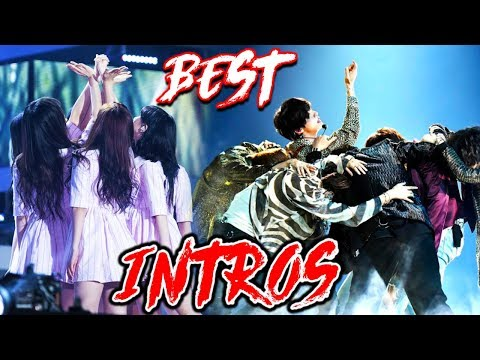 The Most Amazing K-POP Intros - (EXO, GFRIEND, BTS, TWICE, DREAMCATCHER & MORE) [PART2]