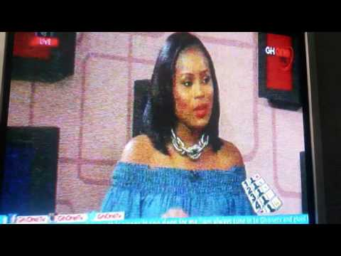 Lil k (Gonga )interview GhOne Tv with Berla Mundi