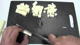 How to Dice and Cut Brunoise