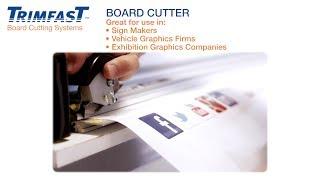 Trimfast Board Cutters, General Purpose Cutter, Integrated Cutter