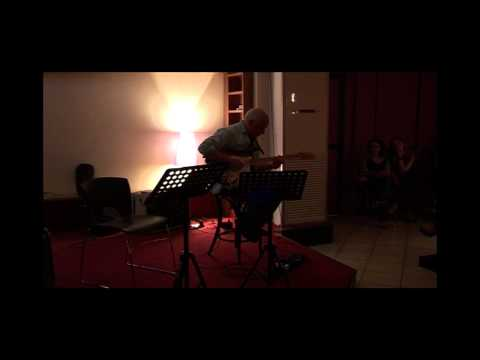 Jeff Richman  Moon River solo guitar