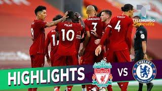 Highlights & Goals | Liverpool vs. Chelsea  5-3