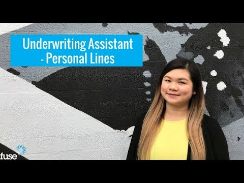 Fuse Job Opportunity: Underwriting Assistant - Personal Lines, Melbourne