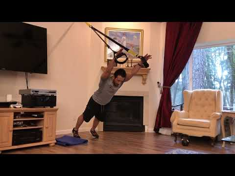 TRX at Home | Total-Body Conditioning Workout with Coach Louis