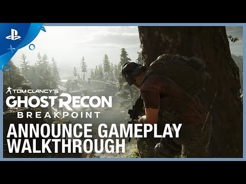 Tom Clancy's Ghost Recon: Breakpoint - Gameplay Walkthrough | PS4