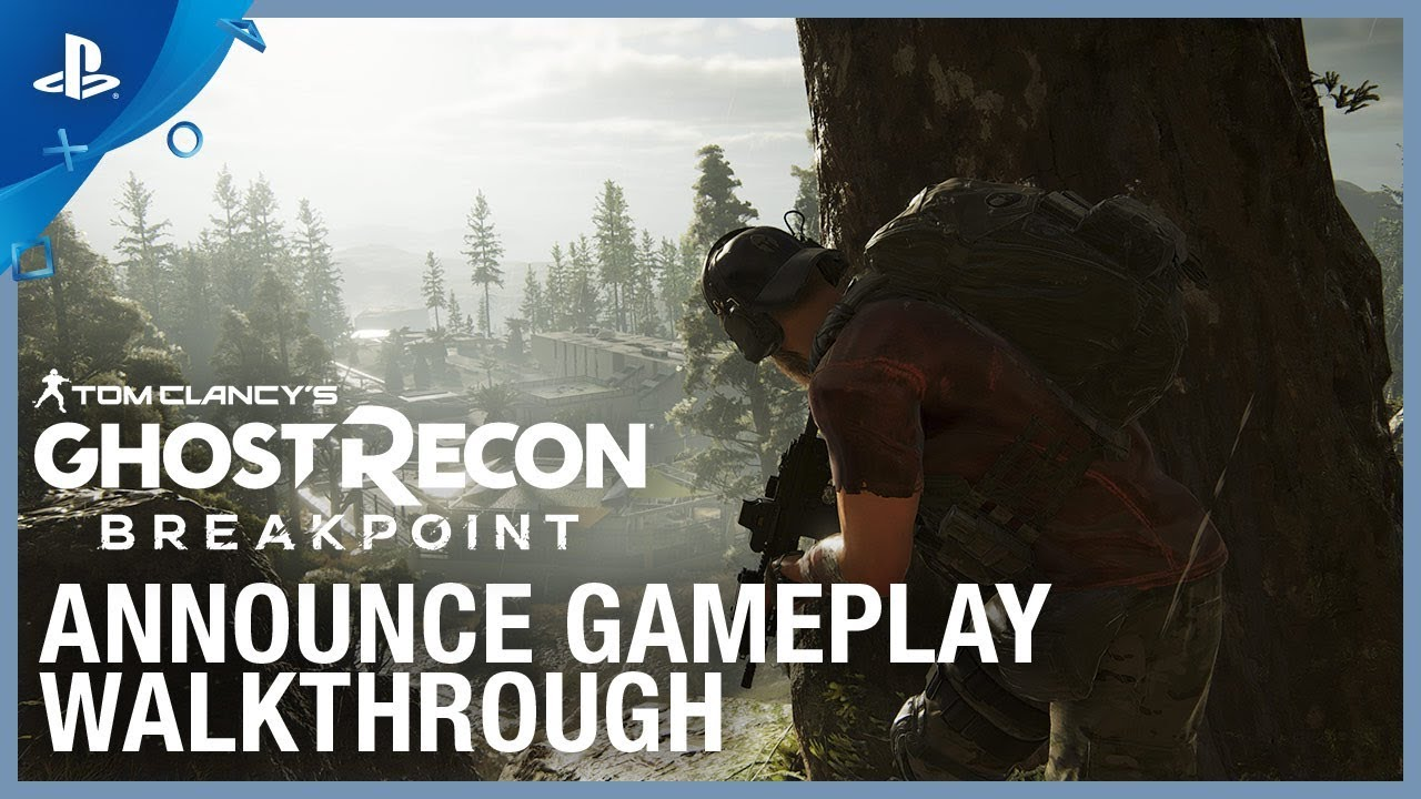 Tom Clancy's Ghost Recon: Breakpoint - Gameplay Walkthrough | PS4 thumbnail