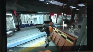 Геймплей Tactical Intervention (игра от автора первого Counter-Strike)