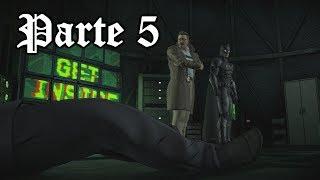 #5 Batman: The Enemy Within - The Telltale Series - Um Presente das Profundezas [G/W]