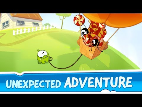 Om Nom Stories: Unexpected Adventure (Episode 21, Cut the Rope 2)