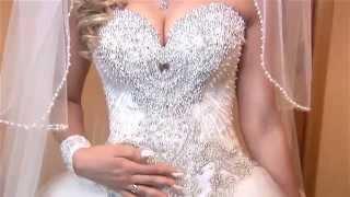 Самая красивая свадьба 2015(Самая красивая свадьба! Утро невесты-самое счастливое свадебное утро! Белое платье, фата, шикарный букет..., 2014-10-30T13:30:14.000Z)