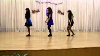 Танец на новый год:-)