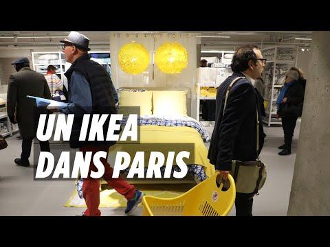 Ikea Paris La Madeleine On Est Venu En 3 Minutes Le