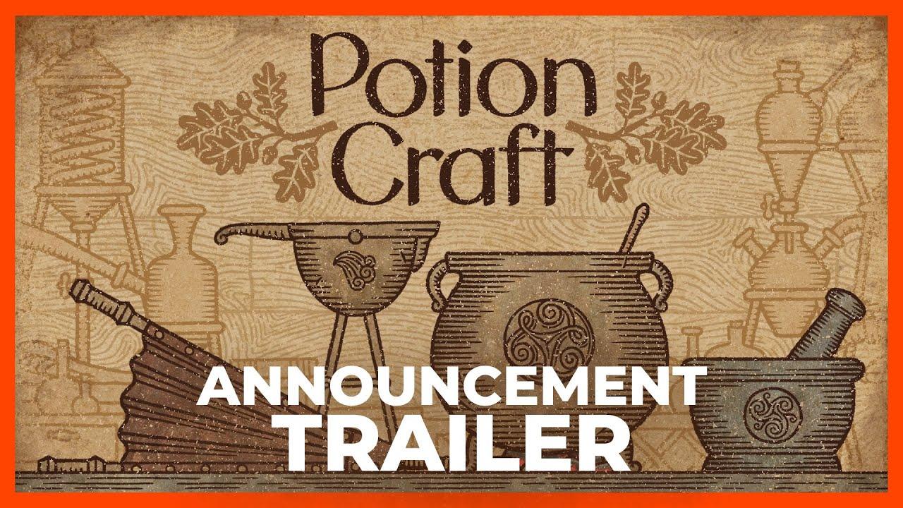 Купить Potion Craft: Alchemist Simulator