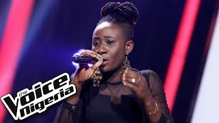 "Annie Cedric sings ""So Beautiful"" / Blind Auditions / The Voice Nigeria Season 2"