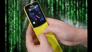 Nokia 8110 4G (hands on) : notre prise en main du téléphone culte de Matrix