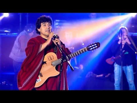 WILLIAM LUNA 2015 en vivo Música Andina del Perú
