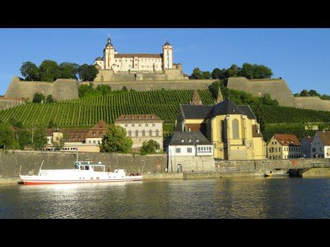 BARGING THROUGH EUROPE - Episode 9 - The Main River