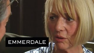 Emmerdale - Georgia Slaps Rodney For Wanting Sex From Her