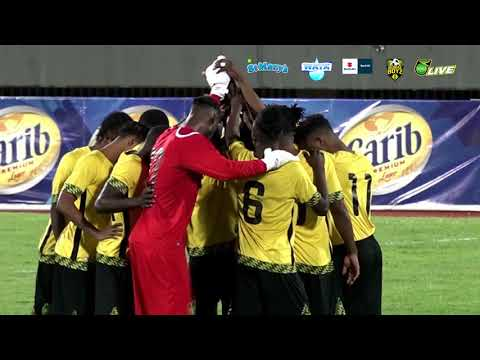 Jamaica vs. Grenada (2018 International Friendly)
