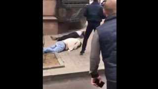 Video of Murder of Putin's Critic Voronenkov. [Warning: Explicit Content]