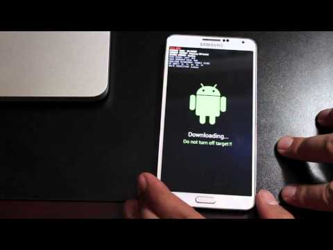 Verizon Galaxy Note 3 How To Boot Into Recovery And Odin Download Mode