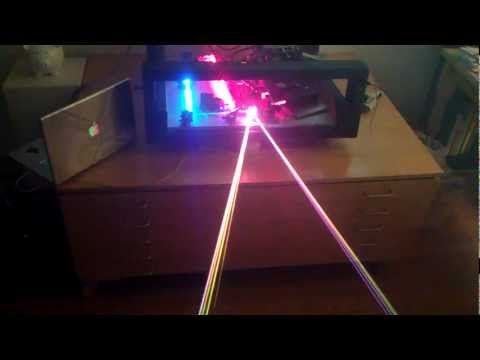 Smallest rgb laser projector in the world doovi for Worlds smallest hd projector