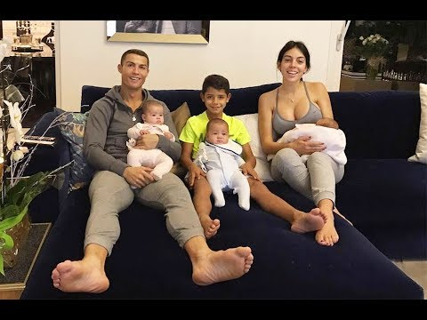 Famous Football Players & Their Kids