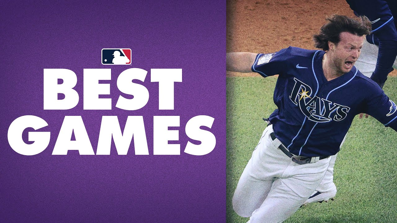 Download Top 15 MLB Games of 2020! (The most epic games of all!) | MLB Highlights