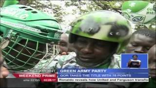 Green Army paint Nairobi with joy as Gor Mahia retains KPL trophy forever