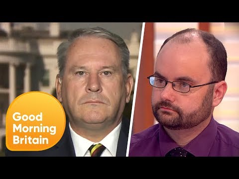 Army Veterans Become Very Passionate During Poppy Debate | Good Morning Britain