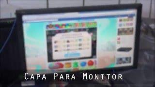 CAPA PARA MONITOR DE COMPUTADOR