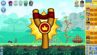 Angry Birds Friends Tournament All Levels Week 274