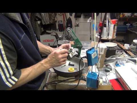 Nikki Briggs & Stratton Carburetor conversion to tri-fuel