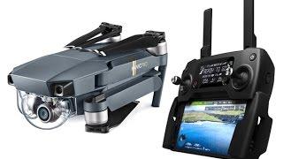 DJI Mavic Pro - Tutorial - Overview Configurações Básicas e demonstração - videoaula drone - Brasil
