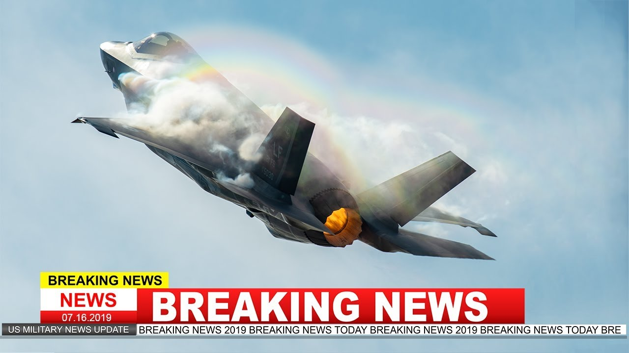 The f-35 stealth fighter jet has a major problem !