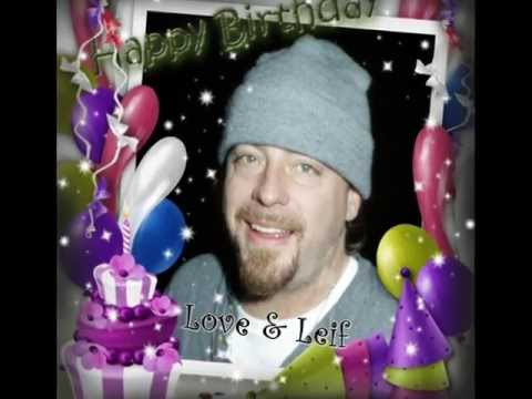 Petra Happy Birthday  Leif Garrett
