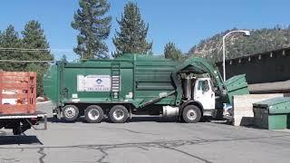 Mammoth Disposal Diesel Autocar WX McNelius FL