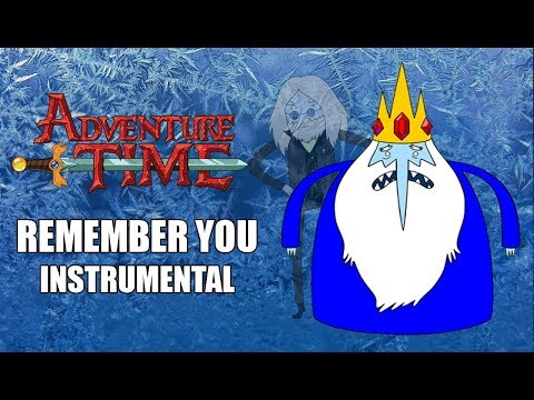"""【Adventure Time!】 """"I Remember You"""" (Off-Vocal)"""