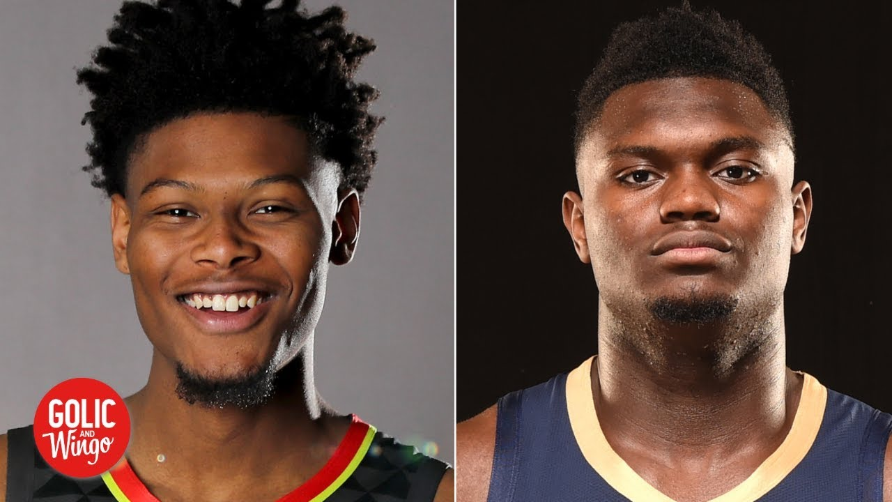 NBA rookies who say Cam Reddish will outshine Zion are just haters - Mike Golic   Golic and Wingo