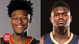 nba-rookies-cam-reddish-outshine-zion-haters-mike-golic-golic-wingo