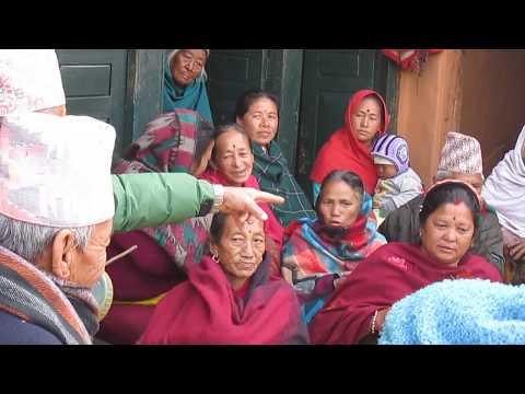 Birgha syangja बिर्घा स्याङ्जा जिल्ला भुस्तुङ मा मगर समुदाय मा गाएनी पर्चलित रोधी गीत (भाग 1)